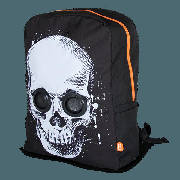 BOOMZAC Bluetooth speaker backpack rugzak CAMO